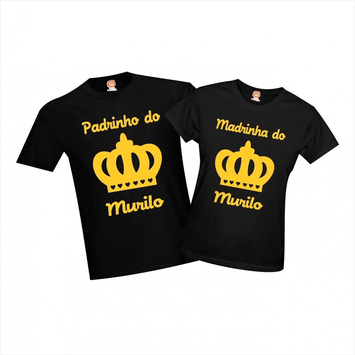 Kit Padrinho e Madrinha