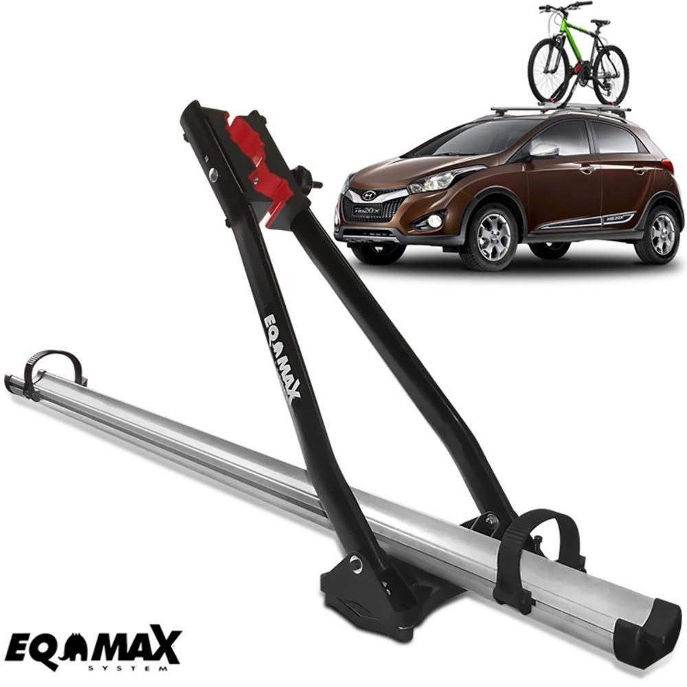 7f2136cb1 Transbike Suporte Teto Bicicleta Calha Eqmax Alumínio Prata 1 Bike ...