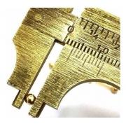 Bolinha 3mm Piercing Ouro 18k