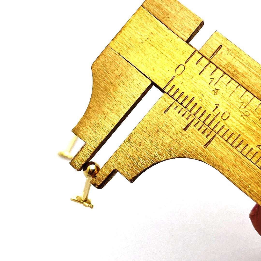Piercing Ouro 18k Pena Folha Rook Tragus Cartilagem k040CO30