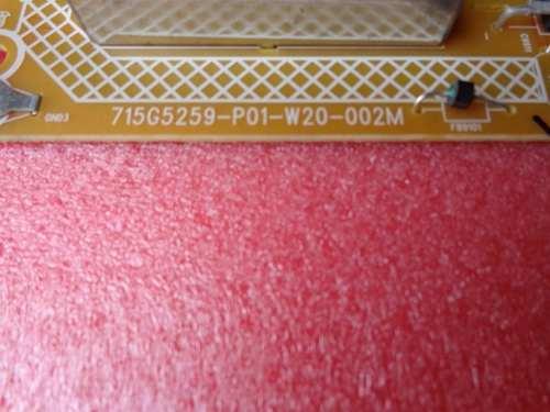 PLACA FONTE AOC LE32W156 715G5259-P01-W20-002M
