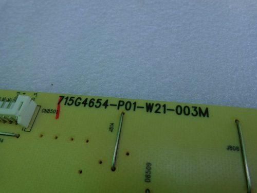PLACA FONTE AOC LE32H158i 715G4654-P01-W21-003M