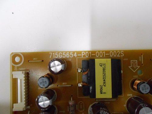 PLACA FONTE AOC LE39D0330 7156G5654-P01-001-002S