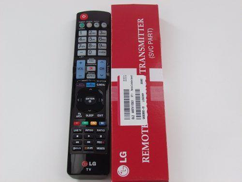 CONTROLE REMOTO LG AKB74115501 ORIGINAL