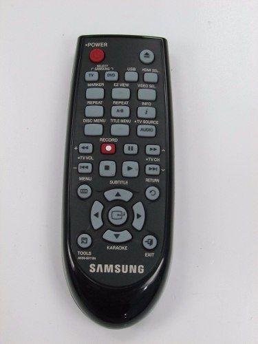 CONTROLE DVD AK59-00103G = AK59-00118A = Ak59-00103F DVD-C360K