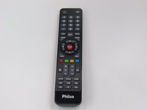 CONTROLE REMOTO PHILCO COM FUNÇÃO GINGA ORIGINAL