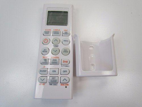 CONTROLE REMOTO AR CONDICIONADO LG AKB74375403 ORIGINAL