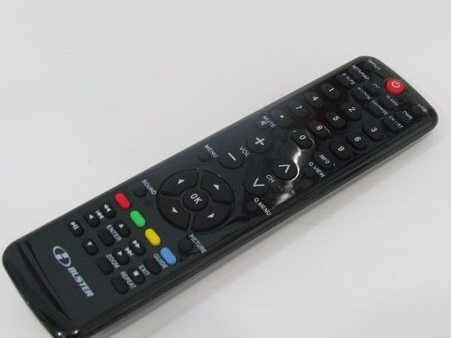 CONTROLE REMOTO HBUSTER LED E LCD ORIGINAL HTR-D19
