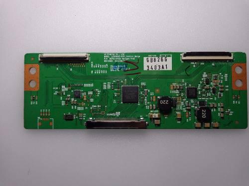 PLACA TCON LG 42LN5700 42PFL3008 6870C-0452A