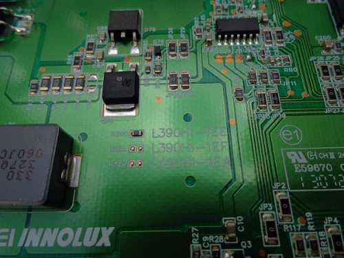PLACA LED DRIVE INVERTER PANASONIC TC-L39EL6