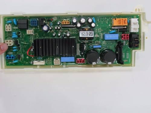 PLACA PRINCIPAL LG LAVA E SECA WD-1410 EBR72927501 110v