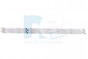 KIT BARRA DE LED AOC LE40F1465/25