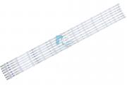 KIT BARRA DE LED AOC LE55U7970 LB-PM3030-GJUHD557X12AK72-Y
