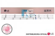 KIT BARRA DE LED ORIGINAL LG 32LN546B 32LN536B AGF78399401