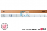 KIT BARRA DE LED ORIGINAL LG 43UF6400 43UH6100 AGF79099702