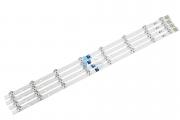 KIT BARRA DE LED SAMSUNG UN32EH4000G BN96-23592A