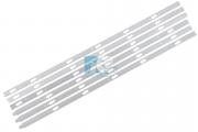 KIT BARRA DE LED SAMSUNG UN50TU7000G UN50TU8000G 50318A + 50317A