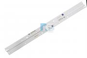 KIT BARRA DE LED SAMSUNG UN55MU6400G UN55MU6500G UN55KU6400G 39601A + 39602A