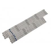 KIT BARRA DE LED TOSHIBA L55S4900FS 55D2900