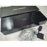 ONE CONNECT SAMSUNG QN55Q80RAGXZD QN65Q80RAGXZD COM CABOS BN91-21091K SEMINOVO