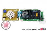 PLACA DISPLAY LAVA E SECA LG EBR78770650 WD11EP6 WD11WP6 WD1412RTB