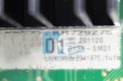 PLACA PRINCIPAL LAVA E SECA LG WD-1410 EBR72927501 110V