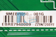 PLACA PRINCIPAL SOM ORIGINAL LG CL87 EBR89336903 EBR89336903