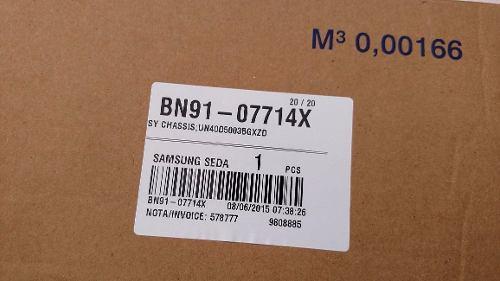 Placa Principal Samsung Un40d5003bgxzd Un40d5003