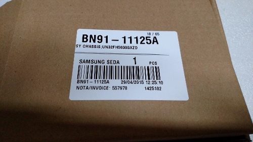 PLACA PRINCIPAL SAMSUNG UN32FH5030G BN91-11125A