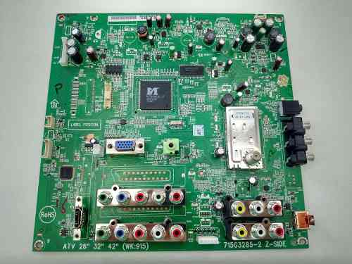 PLACA PRINCIPAL PHILIPS 26PFL3404/78
