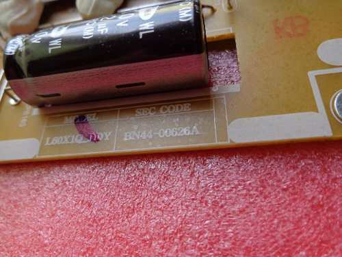 PLACA FONTE SAMSUNG UN60F6400AG BN44-00626A