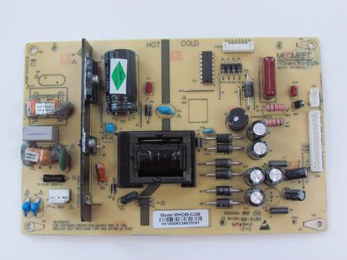 PLACA FONTE PHILCO PH39N64DG PH40N70DG MHC85-CJ39
