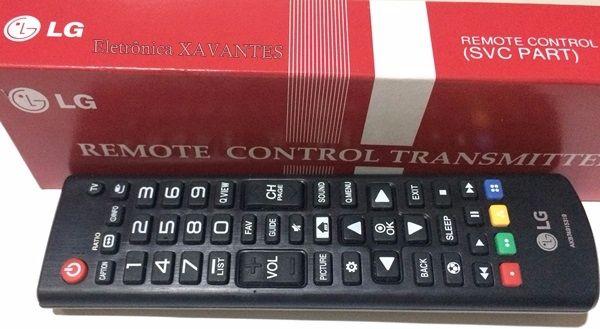 CONTROLE REMOTO LG AKB74915319