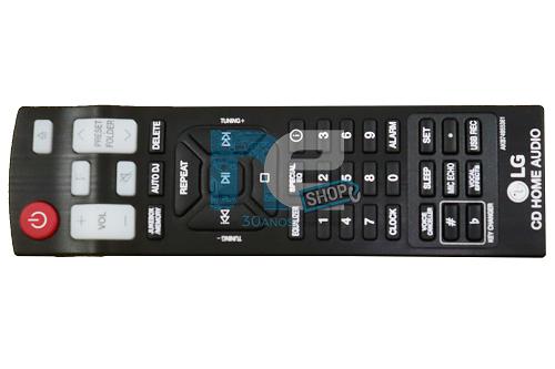 CONTROLE REMOTO LG AKB74955361 MINI SYSTEM