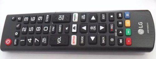 CONTROLE REMOTO AKB75095315 NETFLIX