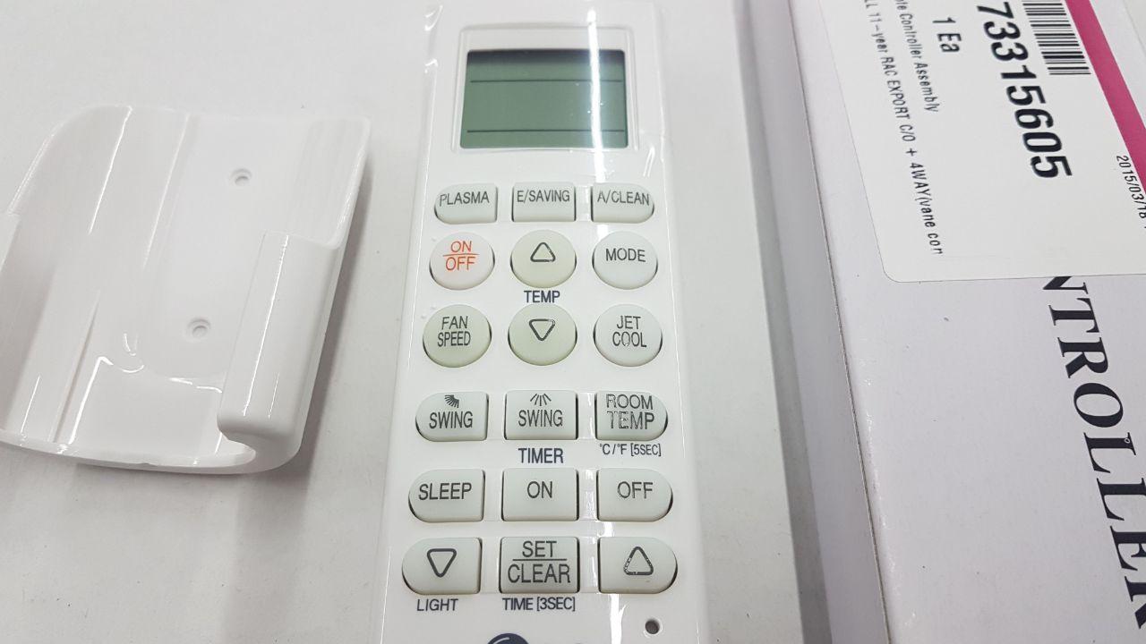 CONTROLE REMOTO LG AR AKB73315605
