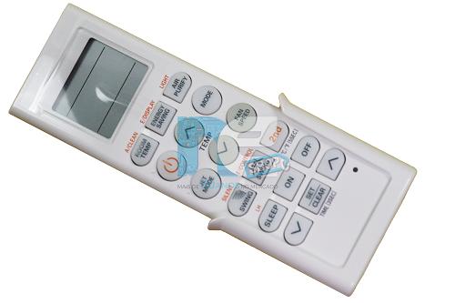 CONTROLE REMOTO LG AR-CONDICIONADO SPLIT AKB74375404
