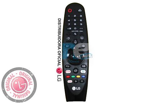 CONTROLE REMOTO LG MAGIC AN-MR19BA AKB75635301 AKB75635305 AGF80220501 AKB75635309 AKB75635310
