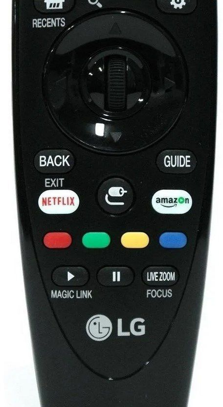 CONTROLE REMOTO LG MAGIC AN-MR650A
