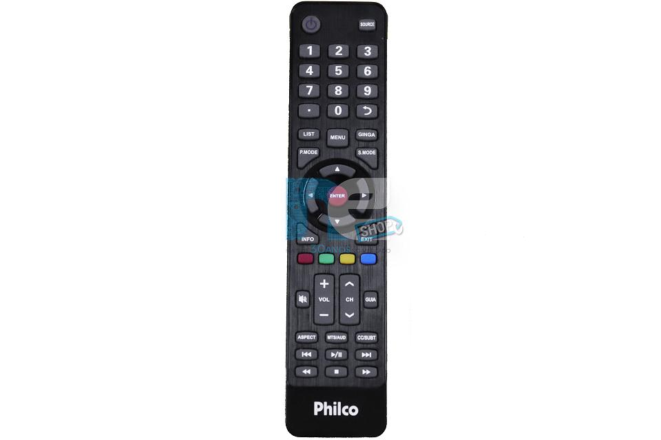 CONTROLE REMOTO PHILCO FUNÇÃO GINGA PH48S61DG