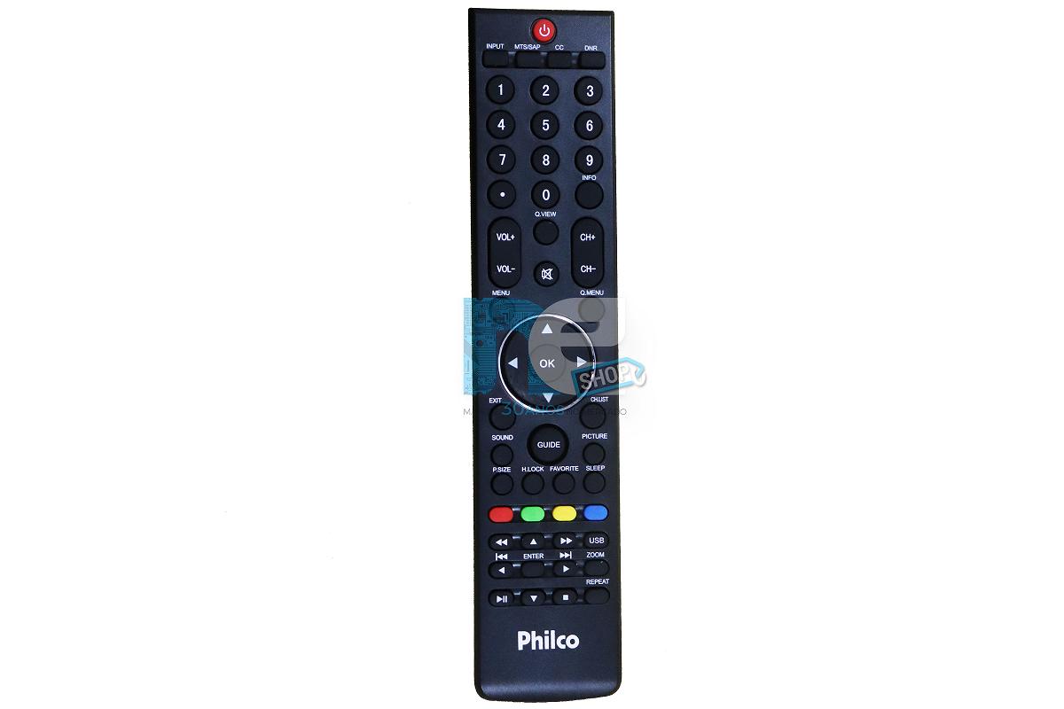CONTROLE REMOTO PHILCO H0F-55D 1.3