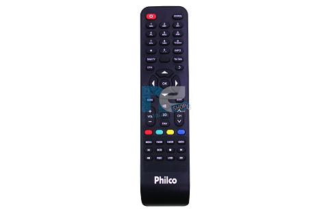 CONTROLE REMOTO PHILCO UNIVERSAL PARA TVS SMART