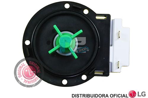 ELETROBOMBA DE LAVA E SECA LG 220V EAU61383504