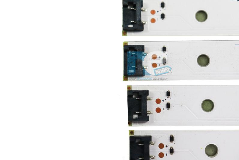 KIT BARRA DE LED COMPATIVEL COM 49UH6100 49UF6400