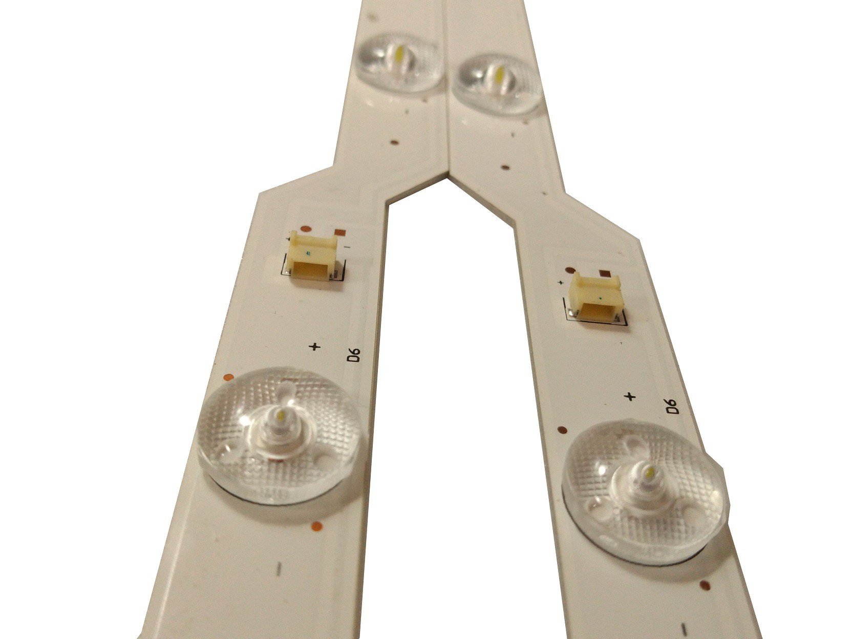 KIT BARRA DE LED PHILCO PH32B51DSGW PH32B51DSGWA PTV32B51D
