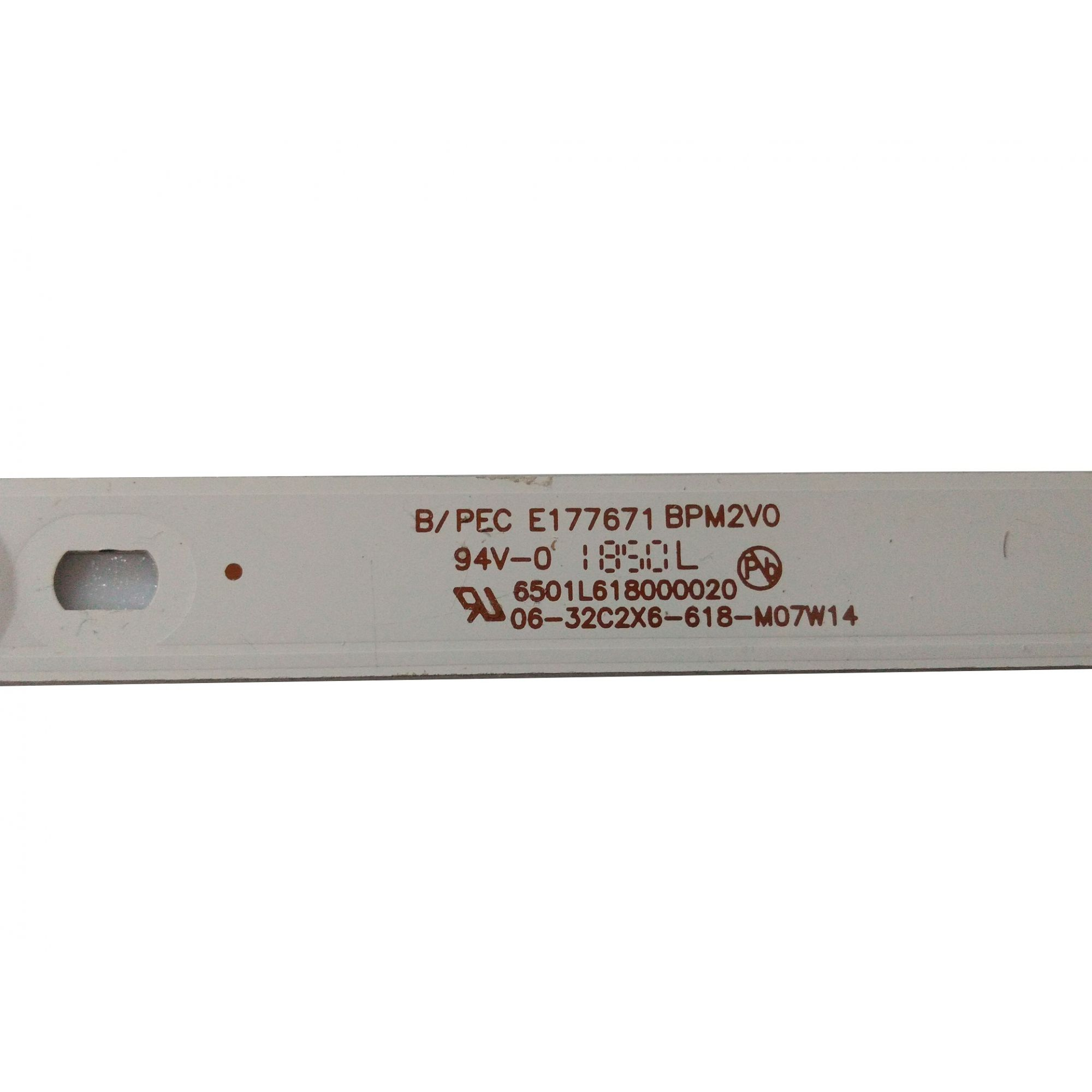 KIT BARRA DE LED PHILCO PTV32C30D 06-32C2X6-618-M07W14