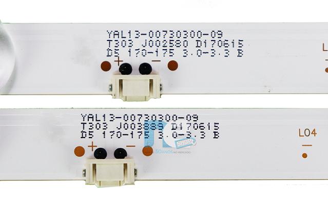 KIT BARRA DE LED PHILCO PTV32E20DSGWA KL.332071330-001CS-M
