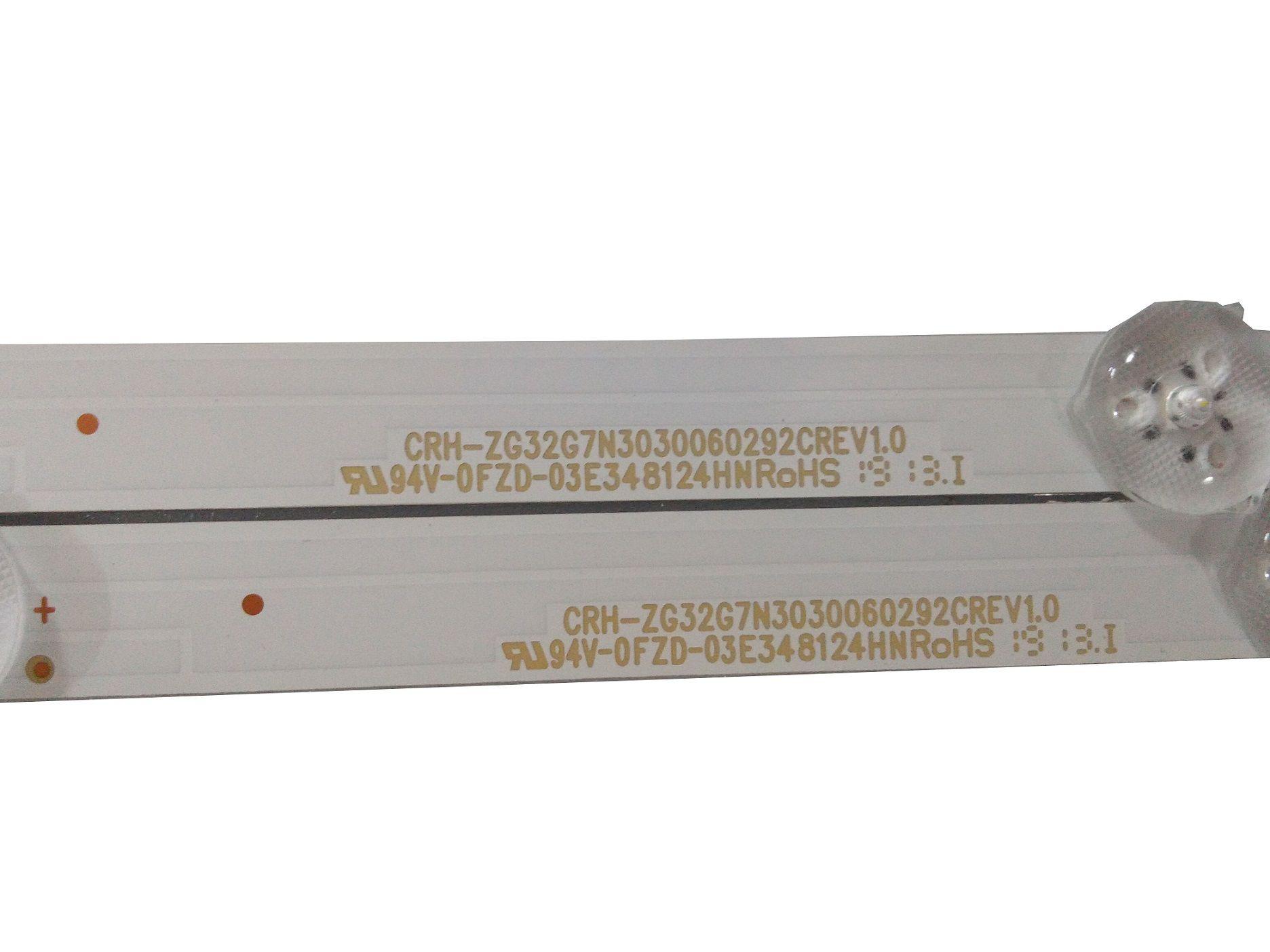 KIT BARRA DE LED PHILCO PTV32G60SNBL PTV32G60