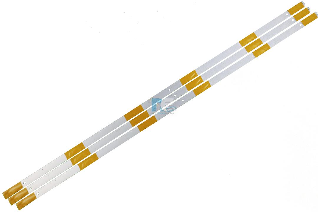 KIT BARRA DE LED PHILCO PTV39F61D LB-C390X18-E5S-P-G71-XRD1