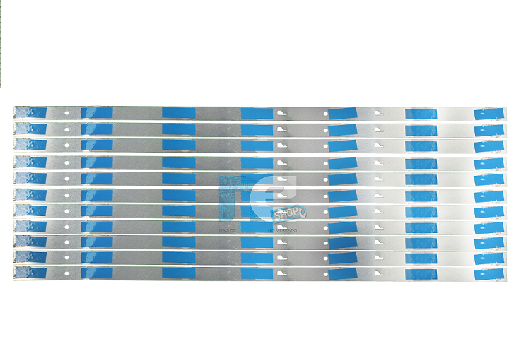 KIT BARRA DE LED PHILCO PTV60F90DSWN 3P60CT001-A8